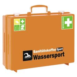 Erste Hilfe Koffer SÖHNGEN Sanitätskoffer Sport Wassersport MT-CD orange