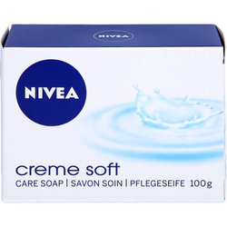 NIVEA SEIFE Creme soft 100 g