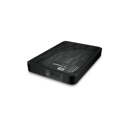 WD My Passport AV-TV USB3.0 1TB 2.5zoll - externe Festplatte für TV und Receiver