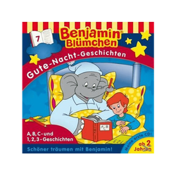 Benjamin Blümchen - Blümchen: Gute Nacht Geschichten 7 (CD)