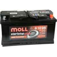 moll Funktionsmöbel GmbH Start|Stop Plus AGM 81095 95Ah 12V
