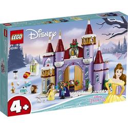 Belles winterliches Schloss - 43180