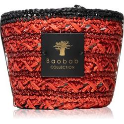 Baobab Foty Duftkerze 10 cm
