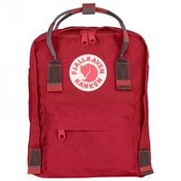 Fjällräven Kanken Mini deep red-random blocked