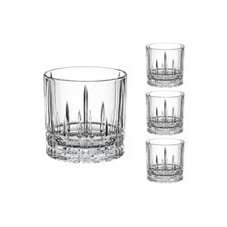 SPIEGELAU Glas Spiegelau Perfect Whisky-Becher SOF 4er Set, Kristallglas