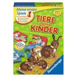 Ravensburger Tiere und ihre Kinder Lernspielzeug