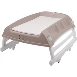 Okbaby Flatwickelkommodewickelaufsatz Für Badewannetisch Oder Kinderbett