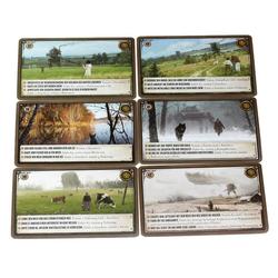 Feuerland Spiel, Scythe Promo Kartenset #5 (deutsch)