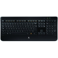 Logitech K800 Wireless Illuminated Keyboard DE (920-002360)