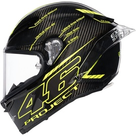 AGV Pista GP R Project 46 3.0 Carbon Matt
