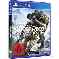 Tom Clancy's: Ghost Recon Breakpoint (PS4)