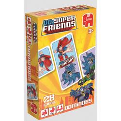 Jumbo Spiele - DC Superfriends - Domino Kartenspiel