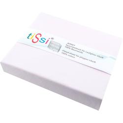 Spannbettlaken Jersey Laufstall, tiSsi®, für Laufgitter rosa