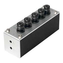 LogiLink Tragbare Tri-Tone-Equalizer-Steuerung und Kopfhörer-Verstärker