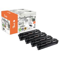 Peach Spar Pack Tonermodule kompatibel zu HP No. 415A, W2030A, W2031A, W2032A, W2033A
