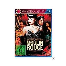 Moulin Rouge - DVD  Filme