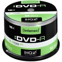 Intenso DVD-R 4,7GB 16x 50er Spindel
