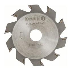 Bosch Scheibenfräser 10 20 mm 2,8 mm