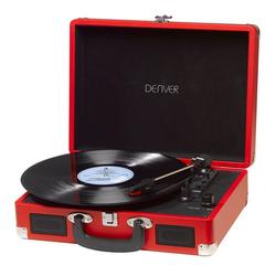 Denver VPL-120 RED Plattenspieler