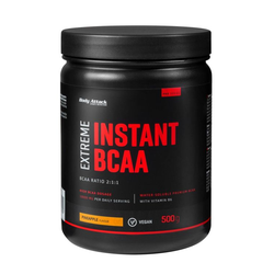Body Attack - Extreme Instant BCAA - 500g Geschmacksrichtung Ice Tea