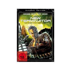 New Terminator DVD
