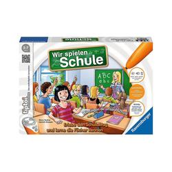Ravensburger Lernspielzeug tiptoi® Wir spielen Schule (ohne Stift)