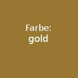 "Mank Airlaid Servietten ""Basics UNI"", 25 x 25 cm, 1/4 Falz, 40 g, Farbe: gold, 1 Karton = 12 x 50 Stück = 600 Servietten"