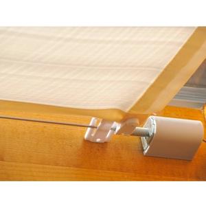 Floracord Seilspanntechnik Bausatz rostfrei 14 m Edelstahlseil und Spanner
