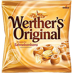 Storck Werther`s Sahne-Bonbons 322545, Inh. 120 g