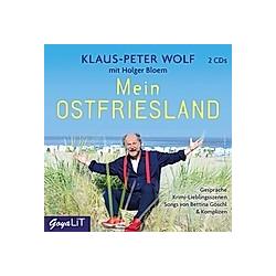 Mein Ostfriesland - Hörbuch