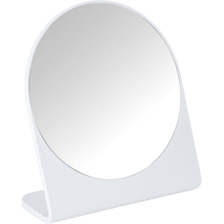 WENKO Kosmetikspiegel Kosmetikspiegel Marcon, Standspiegel weiß