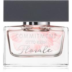 Otto Kern Commitment Florale Eau de Parfum für Damen 30 ml