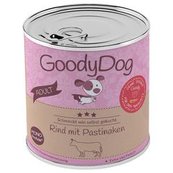 (5,61 EUR/kg) GoodyDog Adult Rind mit Pastinaken 800 g