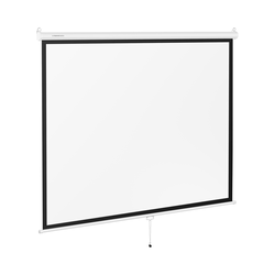 Beamerleinwand - 211 x 161 cm - 4:3