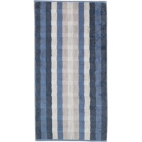 1081 Duschtuch 80 x 150 cm nachtblau