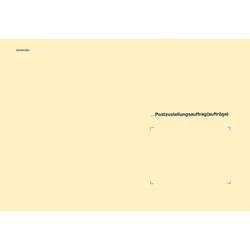 RNK Postzustellungsumschlag äußerer Umschlag 2048 B5 gelb 100 Stück