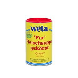 Fleischsuppe Pur - wela 1/2 Dose