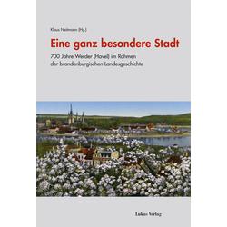 Eine ganz besondere Stadt: Buch von