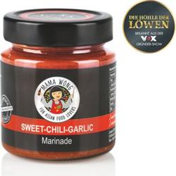 MAMA WONG Marinade, Sweet-Chili-Garlic 200ml