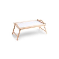 HTI-Living Tabletttisch Bett-Tablett Kiefer, Bett-Tablett