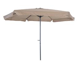 GMD Living Sonnenschirm DELTA, einfache Handhabung durch Drehmechanismus