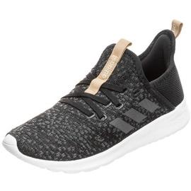 adidas Cloudfoam Pure black-dark grey/ white, 40