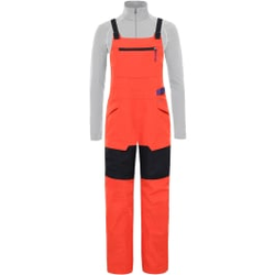 The North Face - W Team Kit Bib Flare/Tnf Black - Skihosen - Größe: M