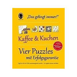 """Das """"Gelingt-immer""""-Puzzle Kaffee und Kuchen (Puzzle)"""