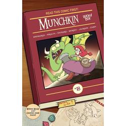 Munchkin #18