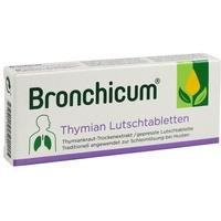 Klosterfrau BRONCHICUM Thymian Lutschtabletten