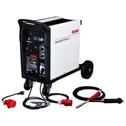 ROWI Schutzgasschweißgerät MIG 270/40/1, 40 - 270 A