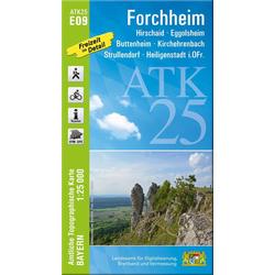 Forchheim 1 : 25 000