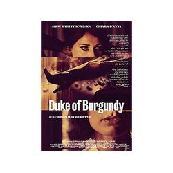 Duke of Burgundy DVD