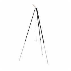 acerto® Feuerstelle acerto® Dreibein Teleskopgestell 180 m